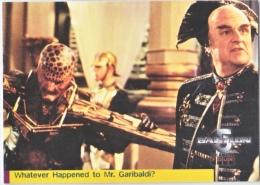 BABYLON 5   WHATEVER  HAPPENED TO MR. GARIBALDI?    WARNER  BROS.  1998 - Babylon 5