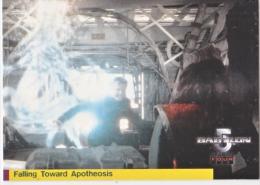 BABYLON 5   FALLING  TOWARD  APOTHEOSIS     WARNER  BROS.  1998 - Babylon 5