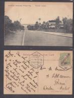 Mozambique: Avienda Castilho Delgoa Bay Used 1914,  Lourenco Marques To Durban, S.Africa - Mozambique