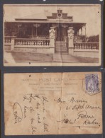 Mozambique:  Chalet Legure Used 1915,  Lourenco Marques To Durban, S.Africa - Mozambique