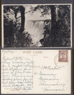 Southern Rhodesia: Eastern Cataract, Victoria Falls, Used To Transvaal (1940s / Early 1950s) - Zimbabwe