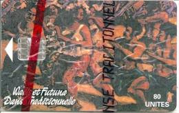 ** < WF8 ¤ Danse Traditionnelle - 05/95 - NSB - Wallis And Futuna