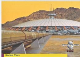 BABYLON 5   RACING  MARS     WARNER  BROS.  1998 - Babylon 5