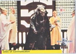 BABYLON 5   LINES  OF  COMMUNICATION     WARNER  BROS.  1998 - Babylon 5