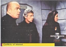 BABYLON 5   CONFLICTS  OF  INTEREST     WARNER  BROS.  1998 - Babylon 5