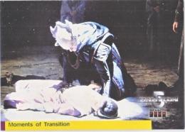 BABYLON 5   MONENTS  OF  TRANSITION     WARNER  BROS.  1998 - Babylon 5
