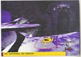 BABYLON 5   NO  SURRENDER,  NO  RETREAT     WARNER  BROS.  1998 - Babylon 5