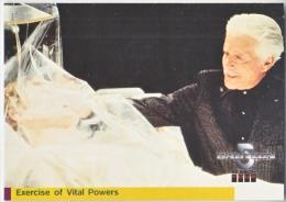 BABYLON 5   EXERCISE  OF  VITAL  POWERS     WARNER  BROS.  1998 - Babylon 5