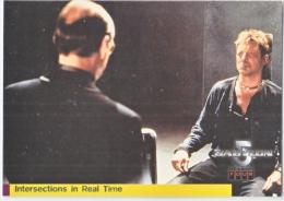 BABYLON 5   INTERSECTIONS  IN  REAL  TIME     WARNER  BROS.  1998 - Babylon 5