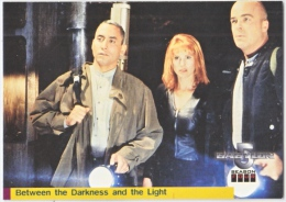 BABYLON 5   BETWEEN  THE  DARKNESS  AND  THE  LIGHT     WARNER  BROS.  1998 - Babylon 5