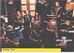 BABYLON 5   RISING  STAR     WARNER  BROS.  1998 - Babylon 5