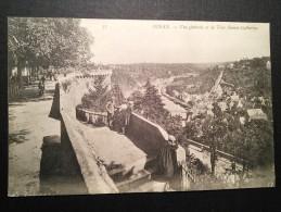 DINAN  - 22 -  Vue Générale Et La Tour Sainte Catherine - CPA - - Dinan