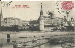 RUSSIE - MOSCOU - Vue Du Kremlin - Russie