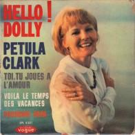 EP 45T PETULA CLARK - Autres - Musique Française