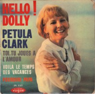 EP 45T PETULA CLARK - Discos De Vinilo