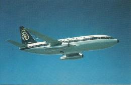 AVION AVIATION COMPAGNIE OLYMPIC AIRWAYS BOEING 737-200 - 1946-....: Era Moderna