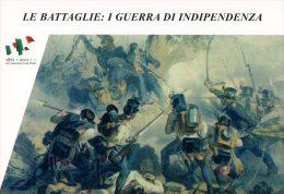 [DC1402] CARTOLINEA - SERIE LE BATTAGLIE: I° GUERRA DI INDIPENDENZA - SCONTRO DI SANTA LUCIA (2) - Storia