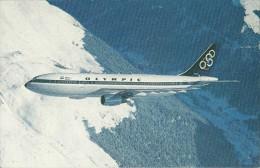 AVION AVIATION COMPAGNIE OLYMPIC AIRWAYSAIRBUS A300 - 1946-....: Era Moderna