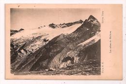 Grande Ciamarella Et Glacier Des Evettes, Vus De L'Ouille Du Midi - Cliché E. H. - édit. Tissay - - France