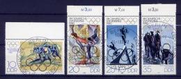 DDR Nr.2478/81      O  Used   (15944) (Jahr:1980) Rand - DDR