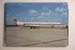 FINNAIR   MD 82  OH LMT
