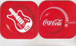 Romanian Coca Cola Coaster - Coca Cola Music - Coasters