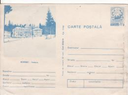 Romania Borsec Stationary Card 77 - Romania