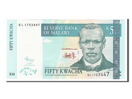 [#155125] Malawi, 50 Kwacha Type Chilembwe - Malawi