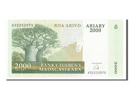 Madagascar, 2000 Ariary Type 2003 - Madagascar