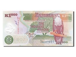 Zambie, 1000 Kwacha, Type 2003 - Zambie