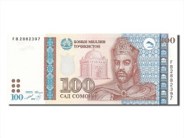 [#255239] Tadjikistan, 100 Somoni, Type Ismoili Somoni - Tajikistan