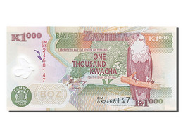 [#255307] Zambie, 1000 Kwacha, Type 2003 - Zambie