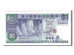 [#108212] Singapour, 1 Dollar Type 1987 - Singapore