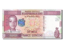 Guinée, 10 000 Francs, Type 2012 - Guinée