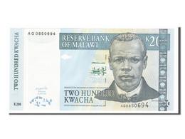 [#155122] Malawi, 200 Kwacha Type Chilembwe - Malawi