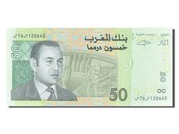 Maroc, 50 Dirhams, Type Mohammed VI - Marocco