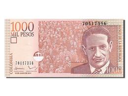 Colombie, 1000 Pesos, Type Jorge Eliecer Gaitan - Colombie
