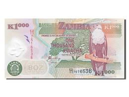 [#255305] Zambie, 1000 Kwacha, Type 2003 - Zambia