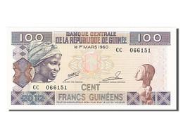 [#255189] Guinée, 100 Francs, 1998 - Guinea
