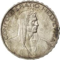 [#40841] Suisse, Confédération, 5 Francs 1925 B - Suiza