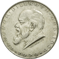 Monnaie, Autriche, 2 Schilling, 1929, SUP, Argent, KM:2844 - Autriche