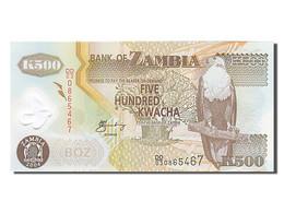[#255301] Zambie, 500 Kwacha, Type 2003 - Zambie