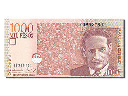 [#255198] Colombie, 1000 Pesos, Type Jorge Eliecer Gaitan - Colombie