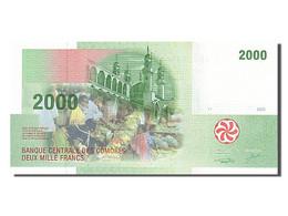 [#255202] Comores, 2000 Francs, Type 2005-2006 - Comores