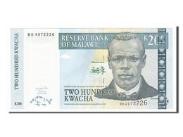 Malawi, 200 Kwacha Type Chilembwe - Malawi