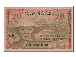 [#108257] Indochine, 20 Cents Type 1939 - Indochine