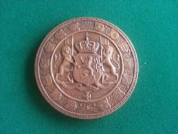 Hoofdkas Voor Het Klein Beroepskrediet, 10de Verjaardag, 1929-1939 (H. De Tracy, V. Michel), 205 Gram (medailles0958) - Professionals / Firms