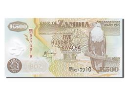 [#255302] Zambie, 500 Kwacha, Type 2003 - Zambia