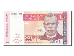 [#155127] Malawi, 100 Kwacha Type Chilembwe - Malawi