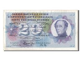 Suisse, 20 Francs Type Dufour - Suiza